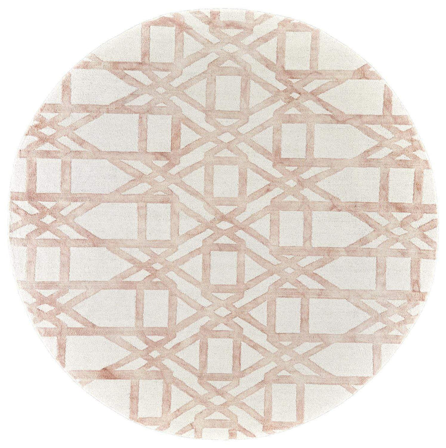 Feizy Home Lorrain Rug - Blush | Alchemy Fine Home