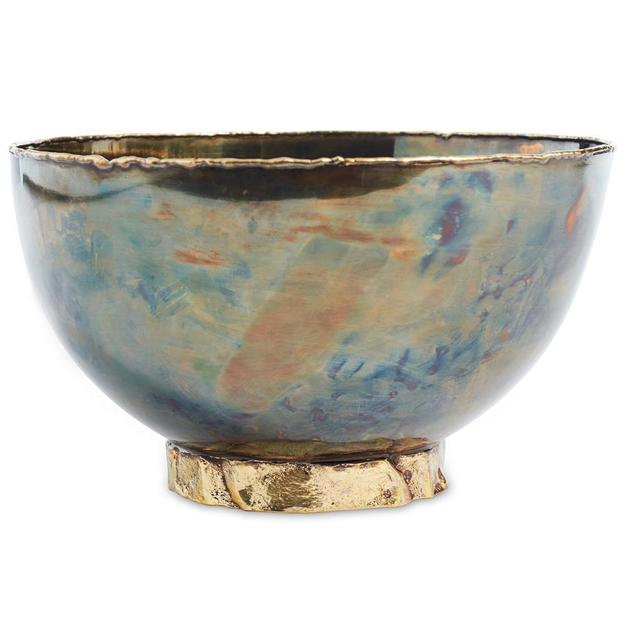 "Julia Knight Sierra 6"" Bowl in Rainbow Bronze"