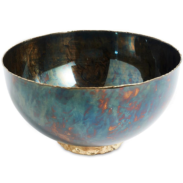 "Julia Knight Sierra 10"" Bowl in Rainbow Bronze"