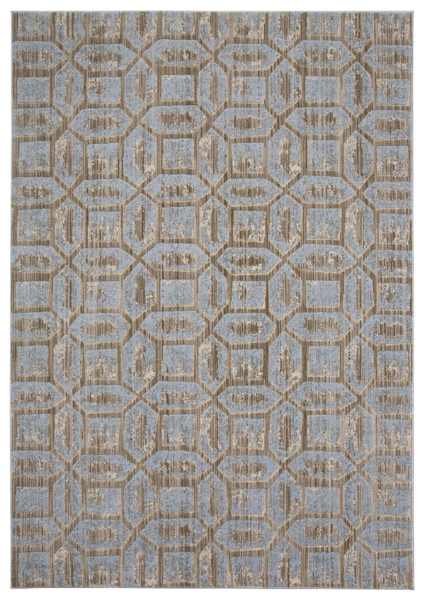 Feizy Home Milton Rug - Ice | Alchemy Fine Home
