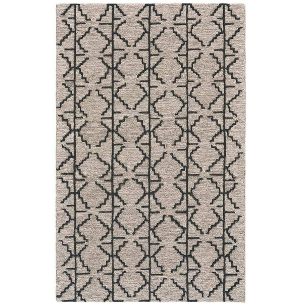Feizy Home Enzo Rug - Brown Chlgry8732F | Alchemy Fine Home