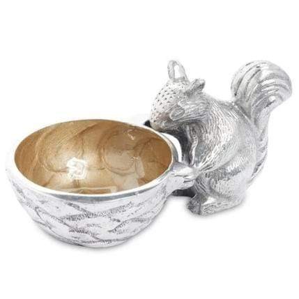 "Squirrel 3"" Bowl in Toffee"