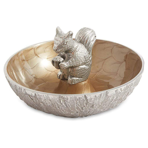 "Julia Knight Squirrel 8"" Bowl in Toffee"