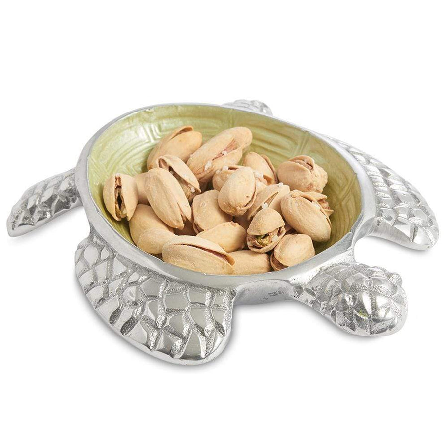 "Julia Knight Sea Turtle 6"" Bowl in Kiwi"