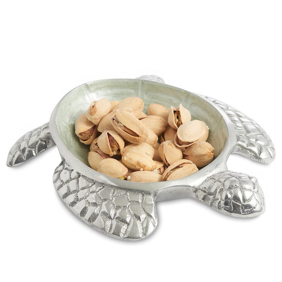 "Julia Knight Sea Turtle 6"" Bowl in Hydrangea"