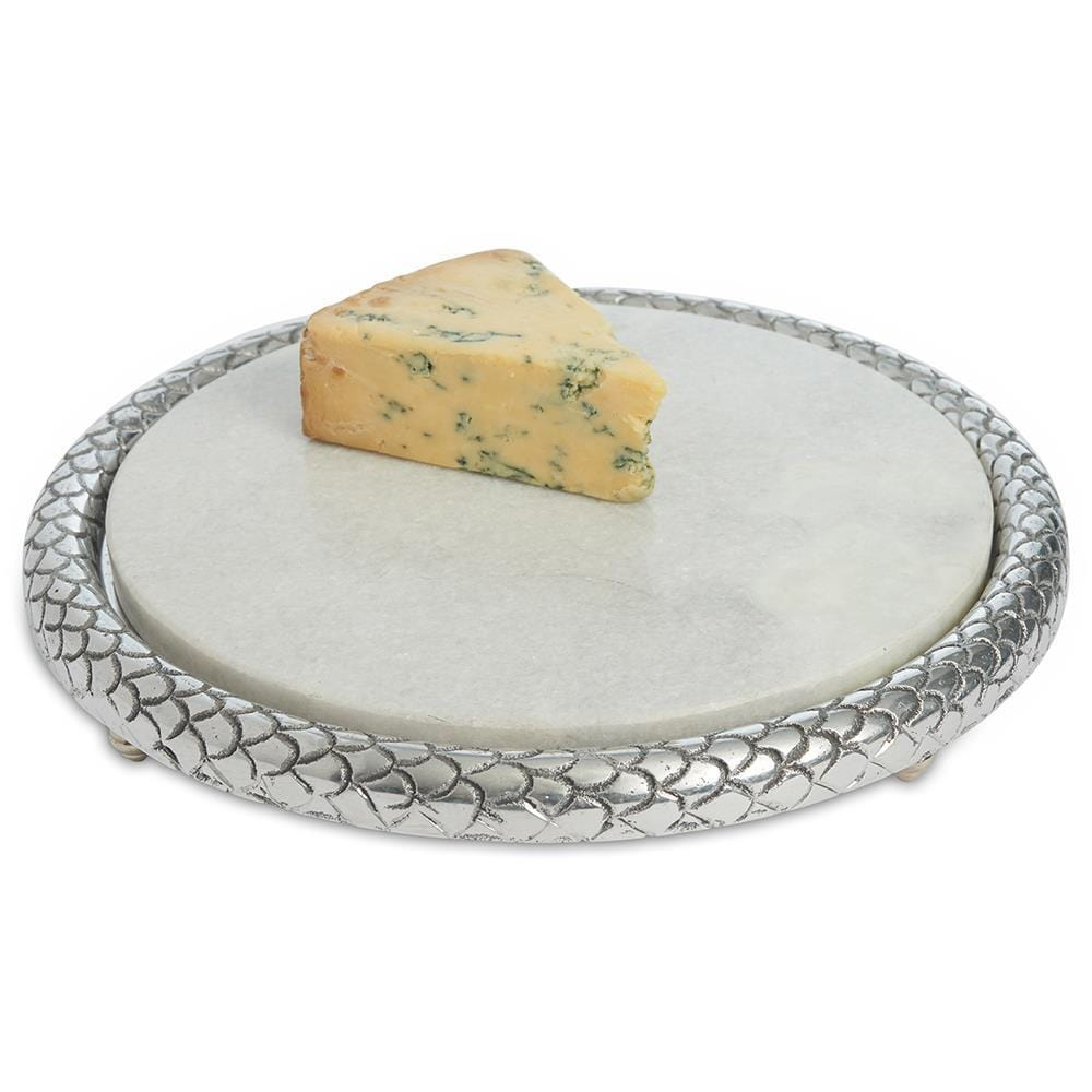 "Julia Knight Julia Knight Florentine 11"" Marble Cheese Tray 8270000"