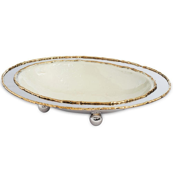 "Cascade 6"" Soap Dish in Cloud"