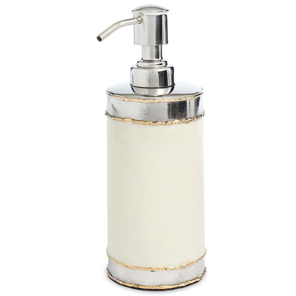 "Julia Knight Julia Knight Cascade 7.5"" Soap Dispenser - 4 Available Colors Cloud 8545515"