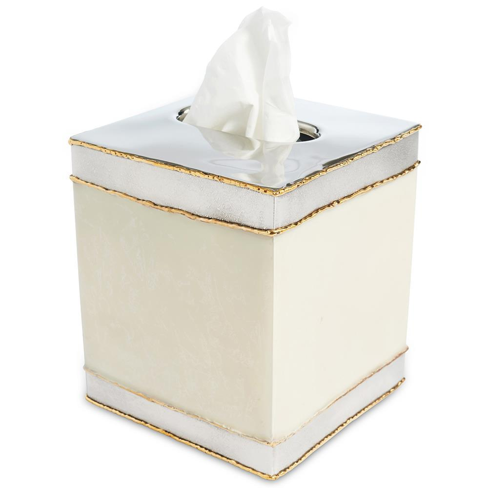 "Julia Knight Julia Knight Cascade 5"" Tissue Cover - 4 Available Colors Cloud 8547515"
