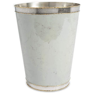 "Julia Knight Cascade 11"" Waste Basket - 4 Available Colors"