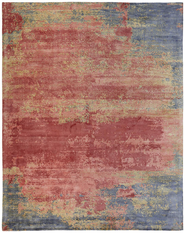 Feizy Home Emory Rug - Red Sns0008660F | Alchemy Fine Home
