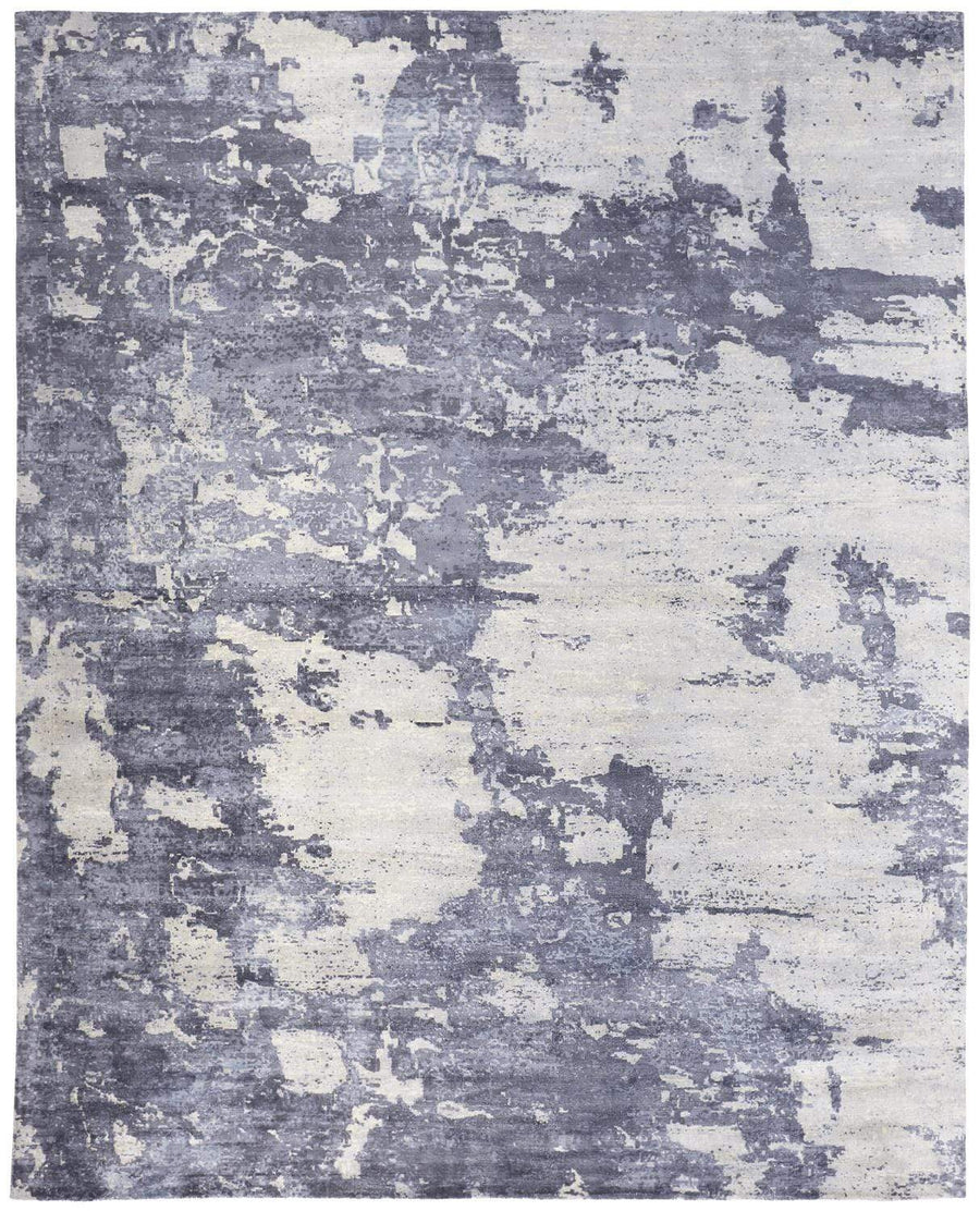 Feizy Feizy Home Emory Rug - White,Blue