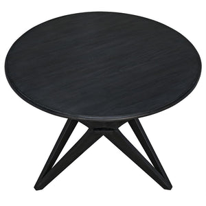 Noir Victor Black Dining Table