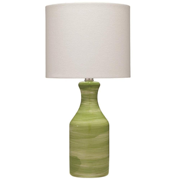 Jamie Young Jamie Young Bungalow Green Table Lamp BL716-TL3GR