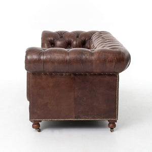 Four Hands Conrad Sofa - Cigar | Alchemy Fine Home