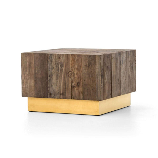 Four Hands Hana Bunching Table - Brown | Alchemy Fine Home