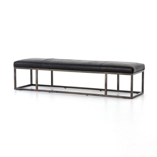 Four Hands Beaumont Bench - Available in 3 Colors | Alchemy Fine Home