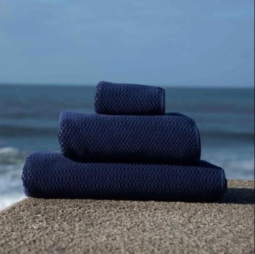 Graccioza Clean Ocean Beach Towel - Available in 3 colors | Alchemy Fine Home