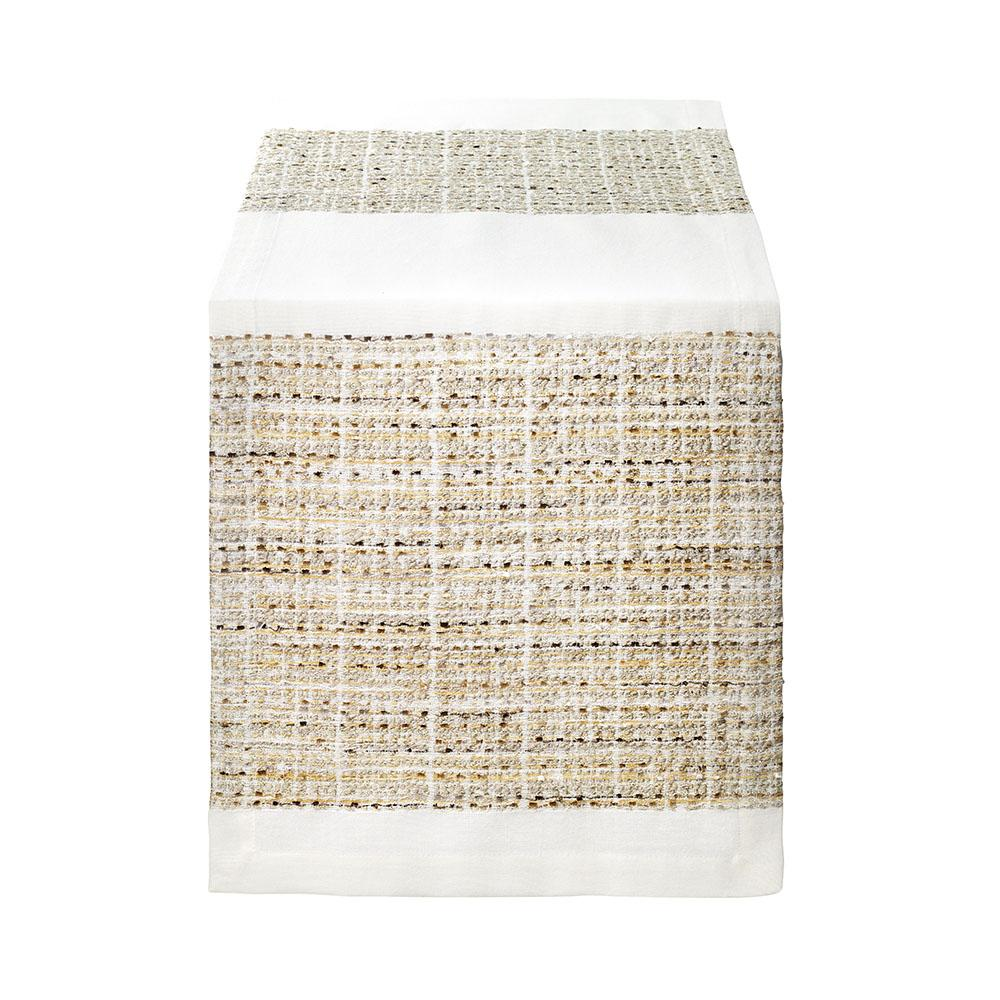 Bodrum Bodrum Coco Table Runner - Gold COC1032