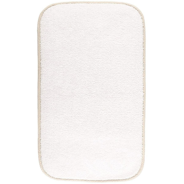 Graccioza Contour Bath Rug - Available in 2 colors | Alchemy Fine Home