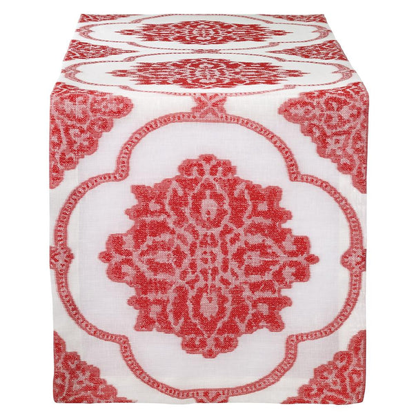 Bodrum Bodrum Corte Table Runner - Red CRT1132