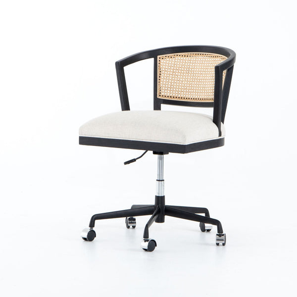 Four Hands Alexa Desk Chair - Available in 2 Colors | Alchemy Fine Home