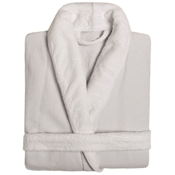 Graccioza Double Tone Bathrobe - Available in 2 colors | Alchemy Fine Home