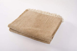 Harlow Henry Merino Wool Collection Throw - 8 Available Colors