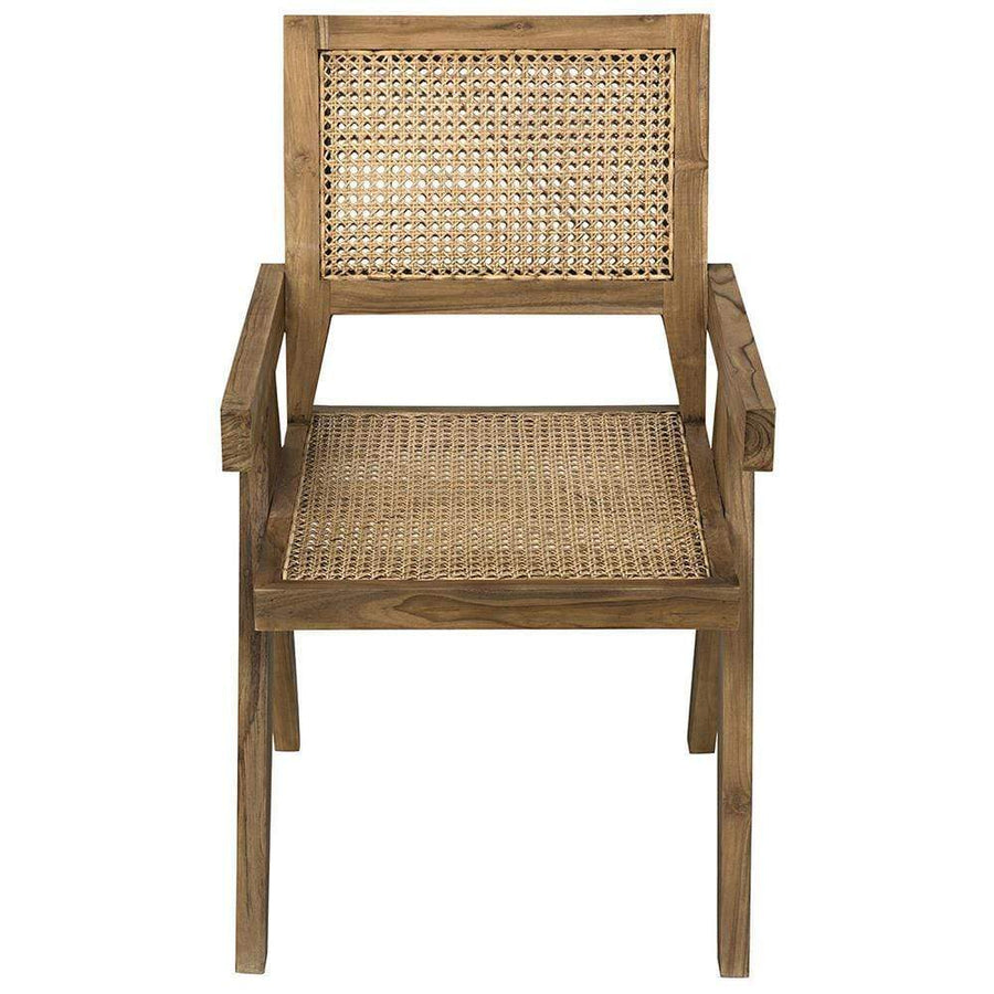 Noir Jude Teak Chair