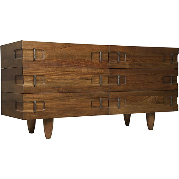 Noir David Dark Walnute Sideboard