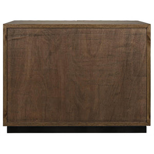 Noir Alameda Dark Walnut Sideboard