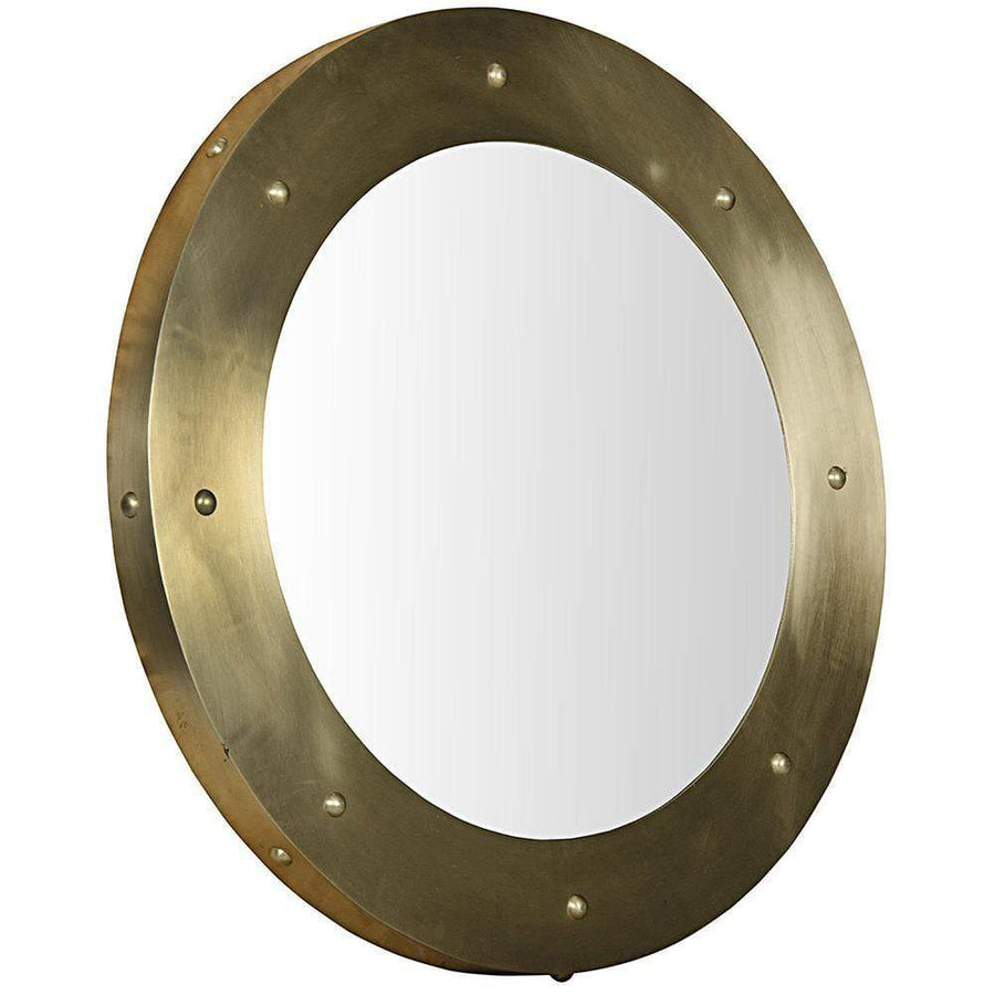 Noir Clay Large Mirror