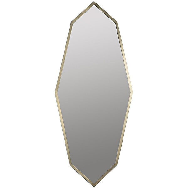 Noir Parsifal Metal with Brass Mirror