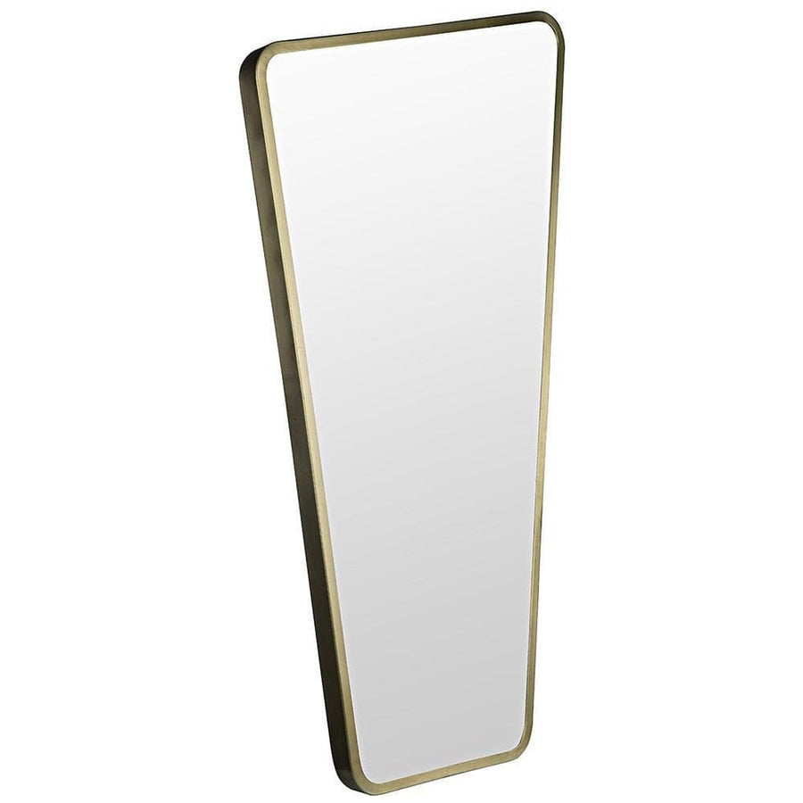 Noir Juliet Metal with Brass Mirror