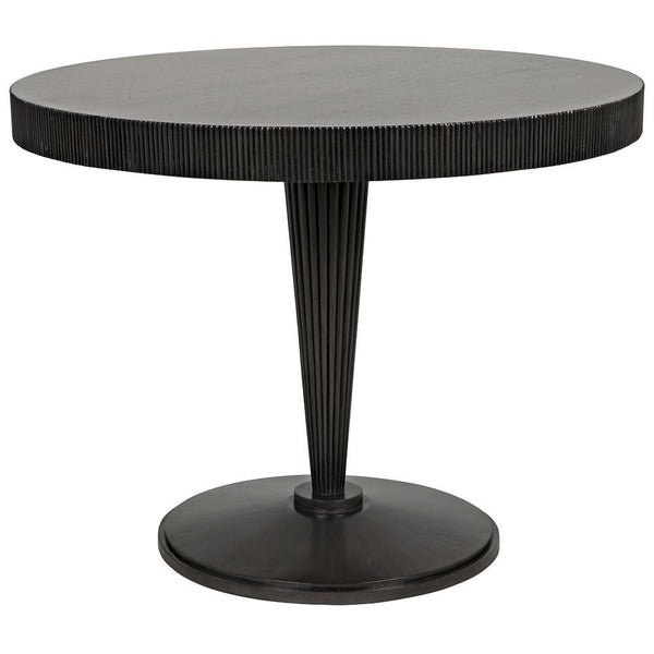 Noir Granada Pale Dining Table
