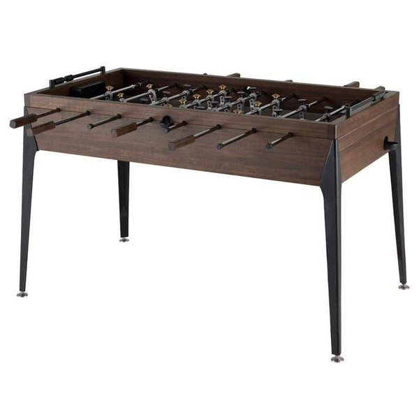 District Eight Foosball Gaming Table - Smoked | Alchemy Fine Home