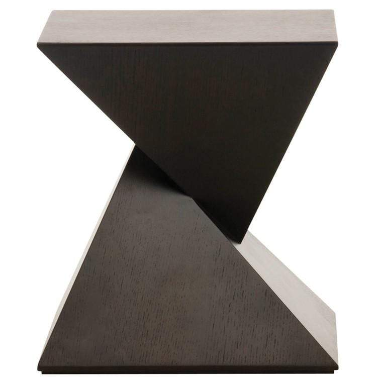 Nuevo Nuevo Giza Side Table - Black HGEM271