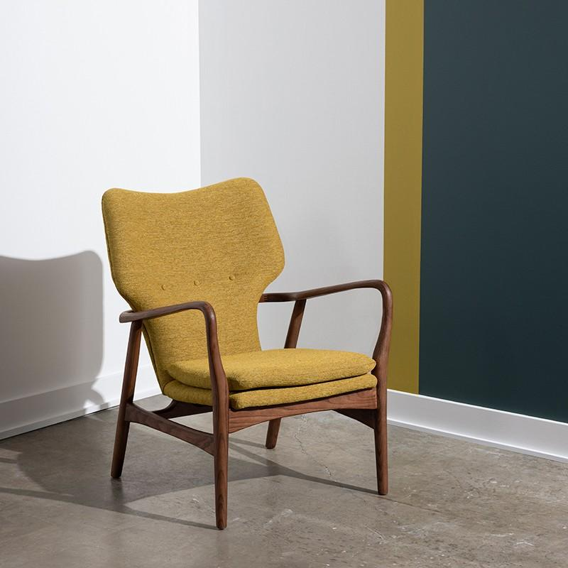 Nuevo Patrik Occasional Chair - Palm Springs | Alchemy Fine Home