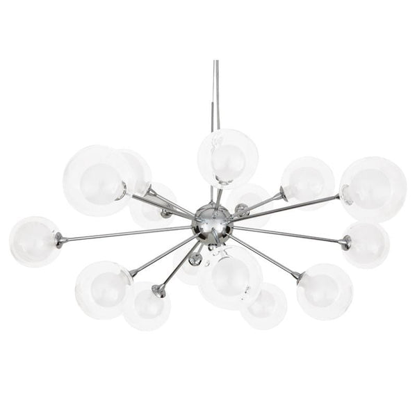 Nuevo Yves Pendant Lighting - Clear | Alchemy Fine Home