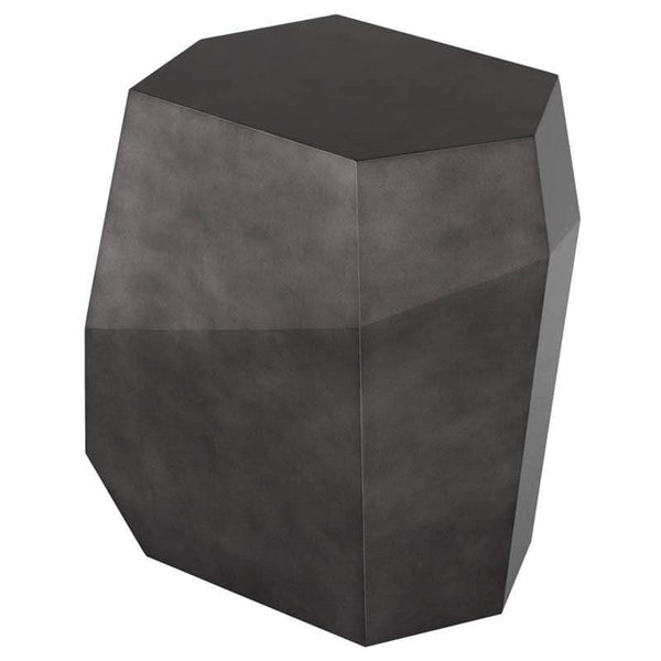 Nuevo Nuevo Gio Side Table - Pewter HGMI105