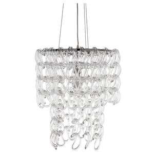 Nuevo Letizia Lamp Parts Lighting - Clear | Alchemy Fine Home
