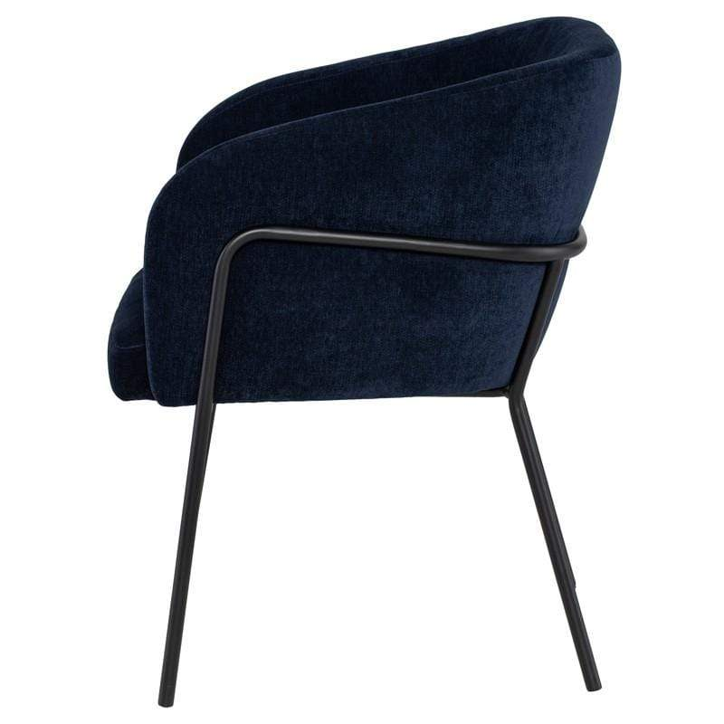 Nuevo Estella Dining Chair - Twilight | Alchemy Fine Home