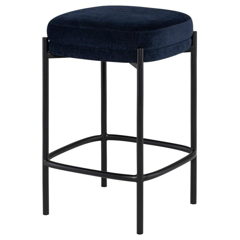 Nuevo Inna Counter Stool - Twilight | Alchemy Fine Home