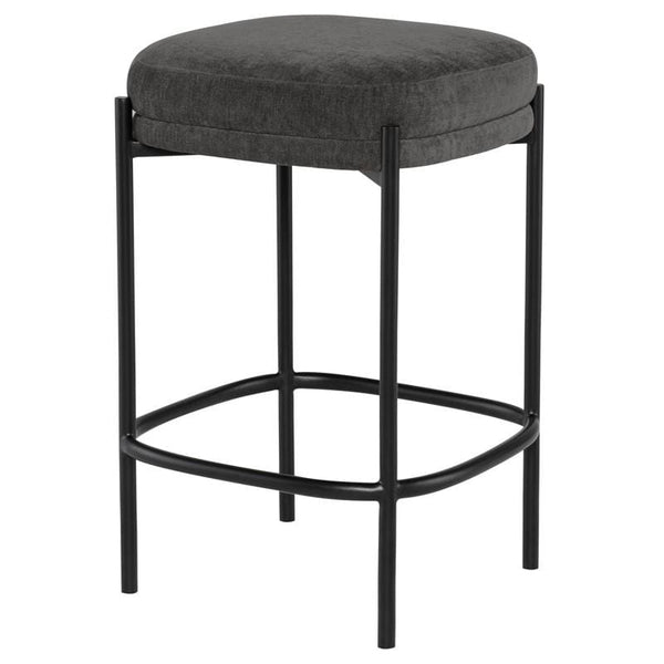 Nuevo Inna Bar Stool - Cement | Alchemy Fine Home