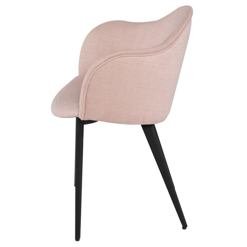 Nuevo Nora Dining Chair - Mauve | Alchemy Fine Home