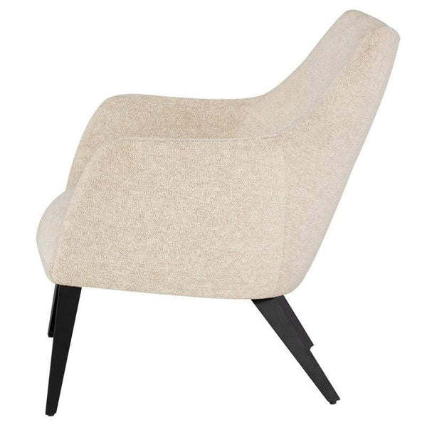 Nuevo Renee Occasional Chair - Shell | Alchemy Fine Home
