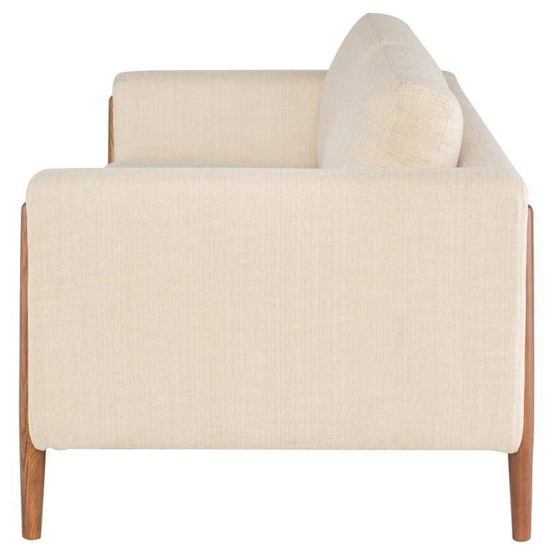 Nuevo Steen Triple Seat Sofa - Sand | Alchemy Fine Home