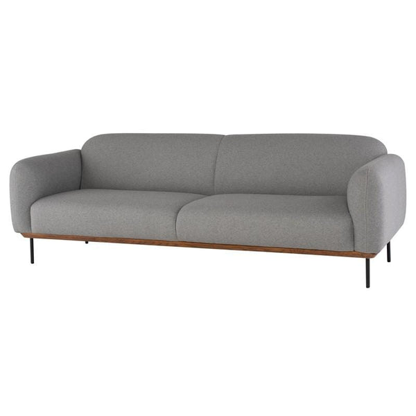 Nuevo Nuevo Benson Triple Seat Sofa - Light Grey HGSC215