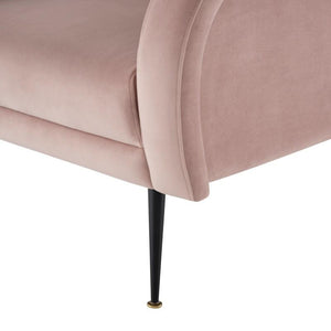 Nuevo Hugo Occasional Chair - Blush | Alchemy Fine Home