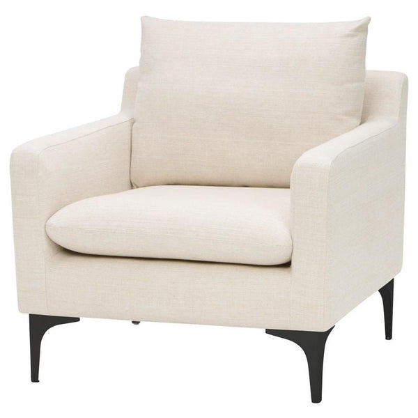Nuevo Anders Single Seat Sofa - Sand | Alchemy Fine Home